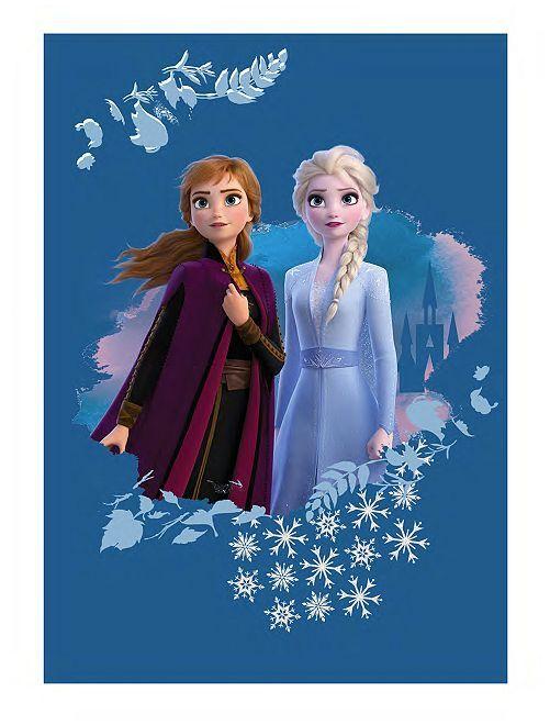 Manta 'Frozen 2' 'Disney'                             azul