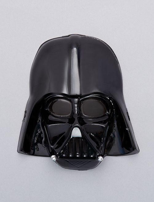 Máscara Darth Vader                             negro