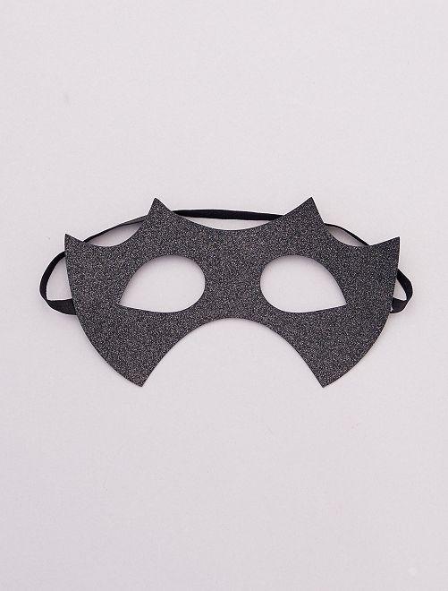 Máscara Halloween                             negro