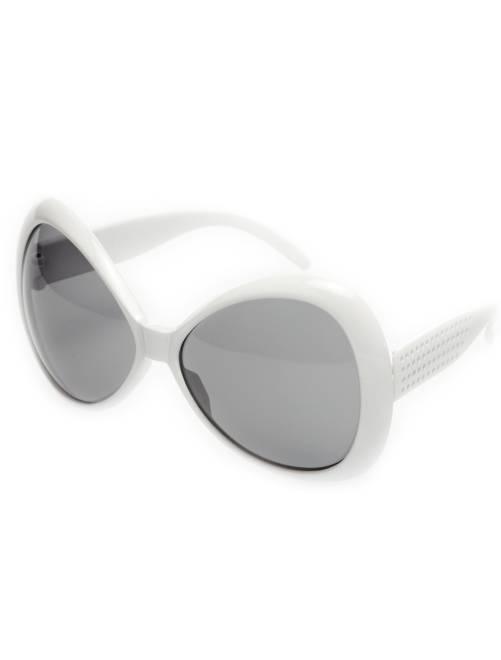 Maxi gafas de mariposa                             blanco