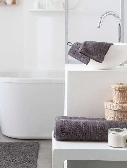 Maxi sábana de baño                             gris