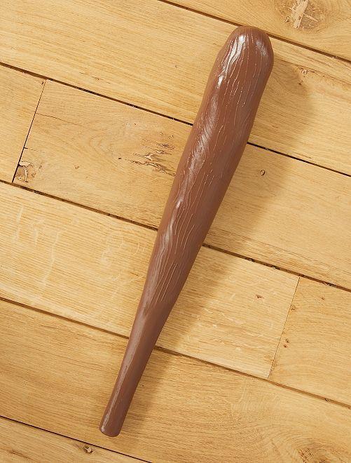 Maza de imitación madera                             marrón