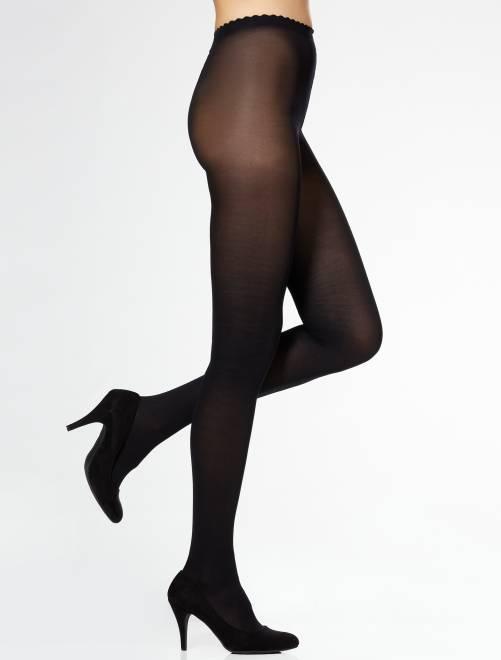 Medias Body Touch Opacas 40D de 'DIM'                             negro