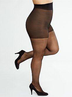 Panties - Medias 'Sanpellegrino' Comodo Curvy + sizes 20D