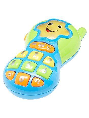 Niña 0-36 meses - Mi primer teléfono de 'Kiokids' - Kiabi