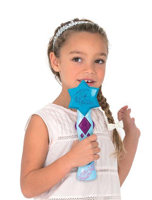 Micrófono grabador 'Frozen'                             azul