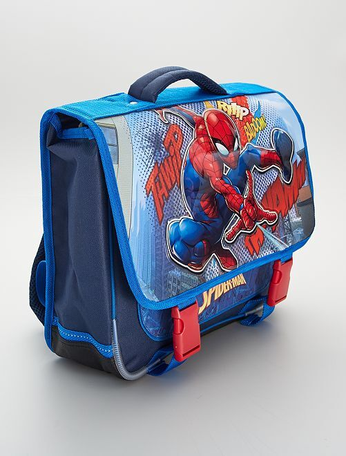 Mochila grande 'Spider-Man'                             azul/rojo