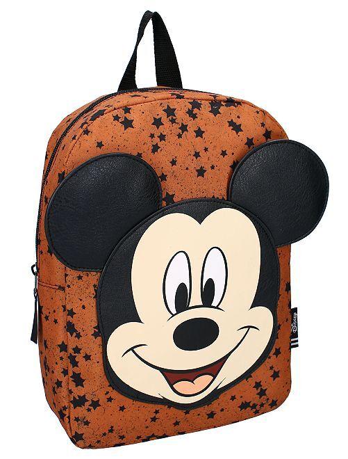 Mochila mediana 'Mickey'                             marrón