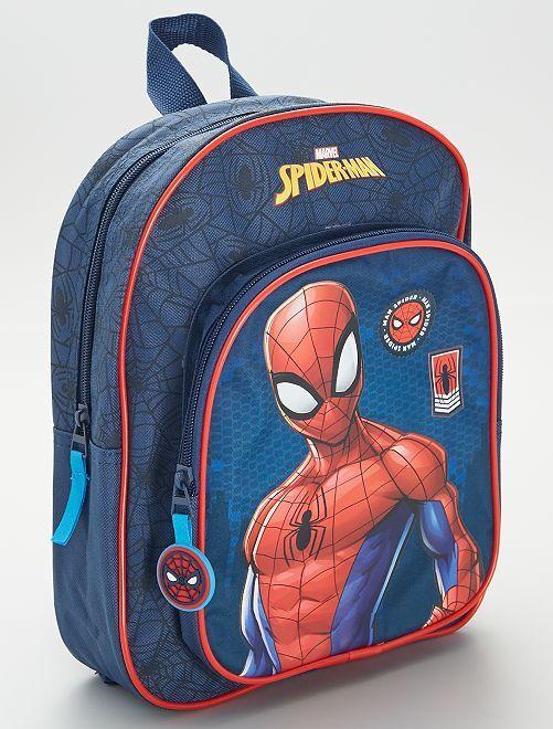 Mochila mediana 'Spider-Man'                             AZUL