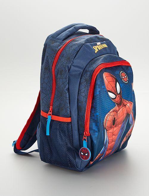 Mochila mediana 'Spider-Man'                             azul/rojo