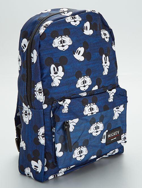 Mochila 'Mickey' 'Disney'                             azul marino