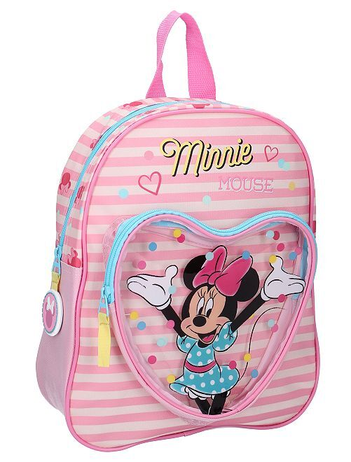 Mochila 'Minnie Mouse' 'Disney'                             rosa