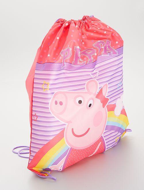 Mochila 'Peppa Pig'                             rosa