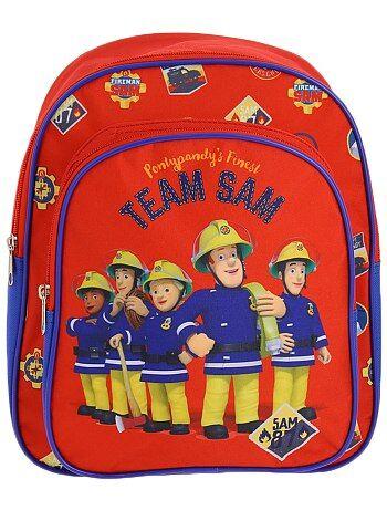 Mochila 'Sam el bombero' - Kiabi