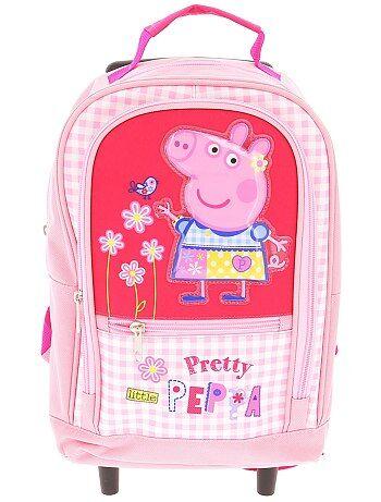 Mochila trolley 'Peppa Pig' - Kiabi