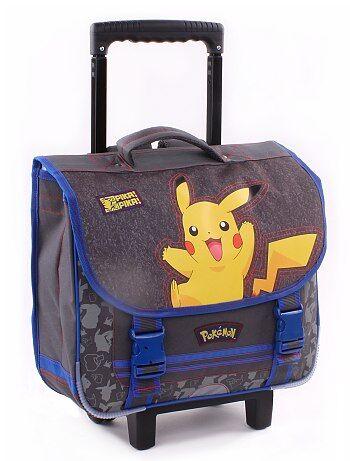 Mochila trolley 'Pikachu' de 'Pokémon' - Kiabi
