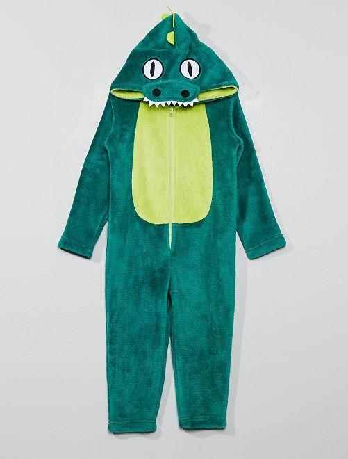Mono de cocodrilo                             verde