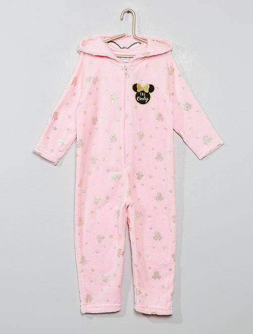 Mono de pijama 'Minnie'                                         rosa Chica