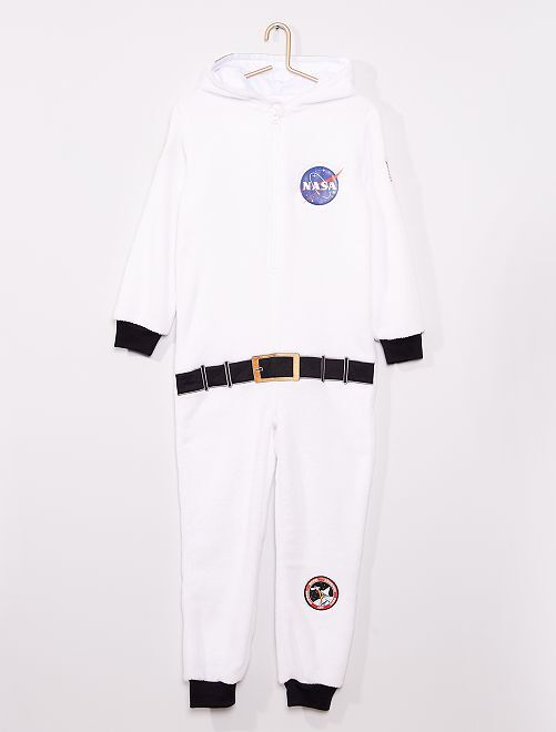 Mono 'NASA'                             blanco