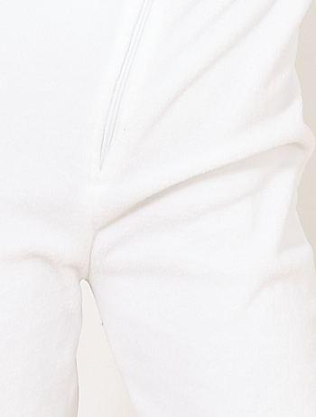 8334932bc Mono pijama de unicornio Lencería de la s a la xxl - BLANCO - Kiabi ...