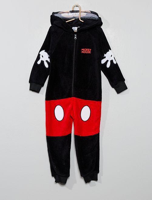 Mono pijama 'Mickey'                             negro