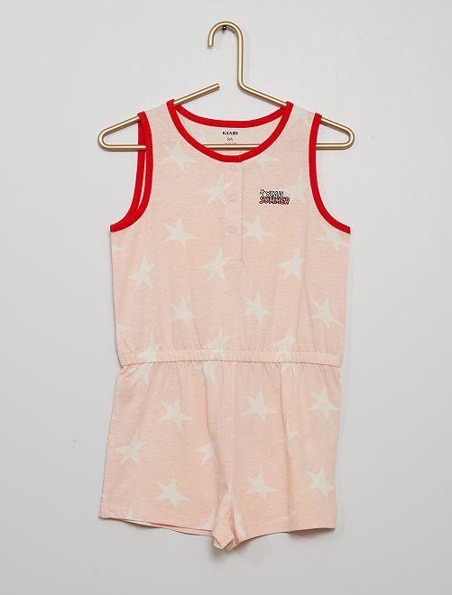 Mono pijama                                         ROSA