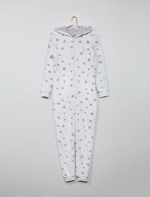 Mono polar 'estrella'                                         gris