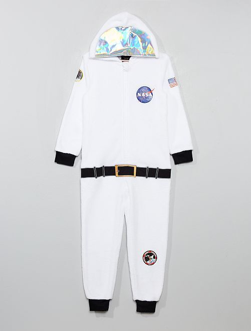 Mono polar 'NASA'                             blanco