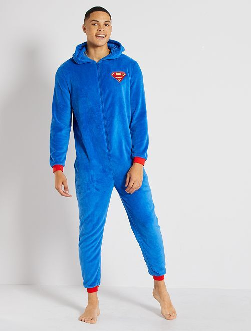 Mono 'Superman'                             azul