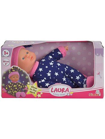 Muñeca 'Laura Little Star' 20 cm - Kiabi