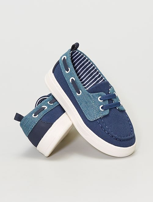 Náuticos                             azul navy