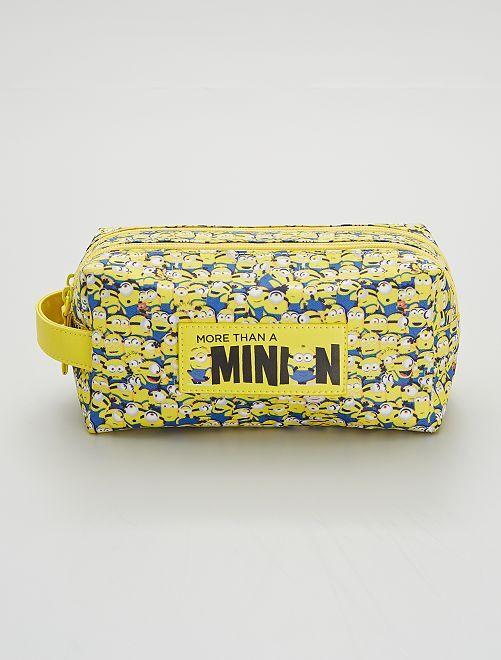 Neceser 'Minions'                             AMARILLO