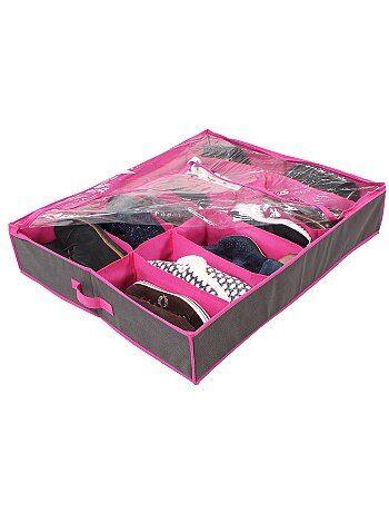 Organizador de zapatos de tela - Kiabi