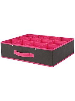 Hogar Organizador plegable de 12 compartimentos