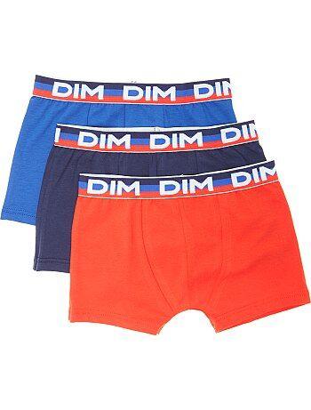 Pack de 2 boxers + 1 gratis 'DIM' - Kiabi