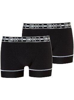 Ropa interior - Pack de 2 boxers 'DIM 3D Flex Stay and Fit' - Kiabi