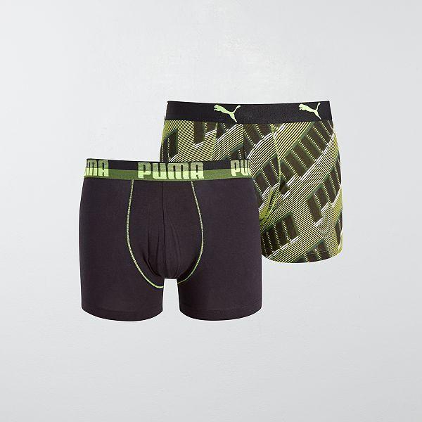 pack calzoncillos puma hombre