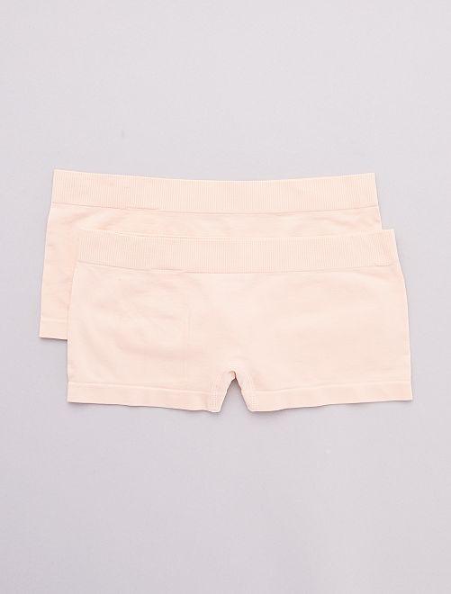 Pack de 2 culottes                                                                                         ROSA