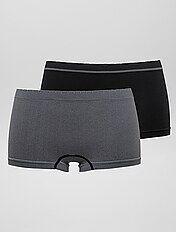 Pack de 2 culottes sin costuras \'Billet Doux\'