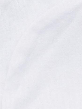 37bbd188d ... Pack de 2 gorros de algodón orgánico vista 4 · Pack de 2 gorros de algodón  orgánico gris Bebé niño