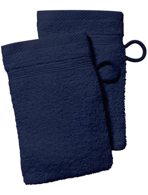 Pack de 2 manoplas                                                                                                                                                     azul marino