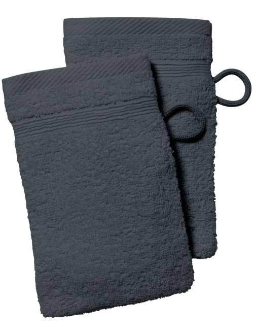 Pack de 2 manoplas                                                                                                                                                                             gris oscuro Hogar