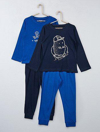 Pack de 2 pijamas de 2 piezas - Kiabi