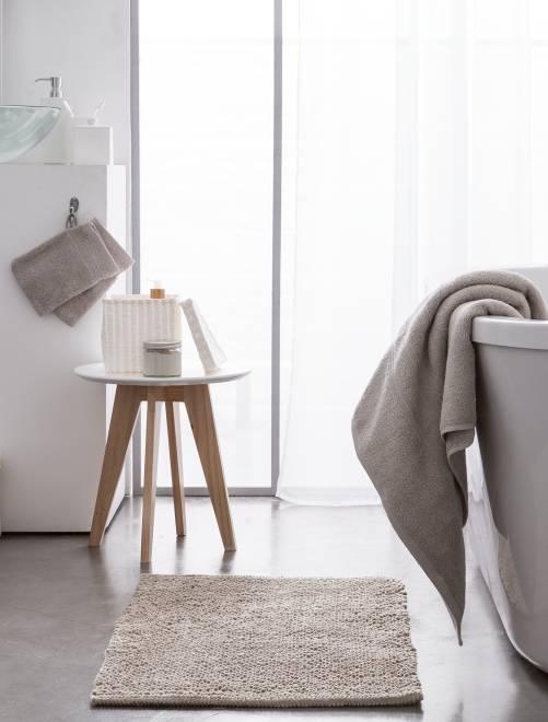 Pack de 2 toallas 30 x 50 cm                                             beige