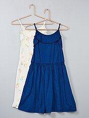 Pack de 2 vestidos ligeros