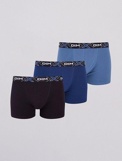 Pack de 3 boxers 'Dim'                                         BEIGE