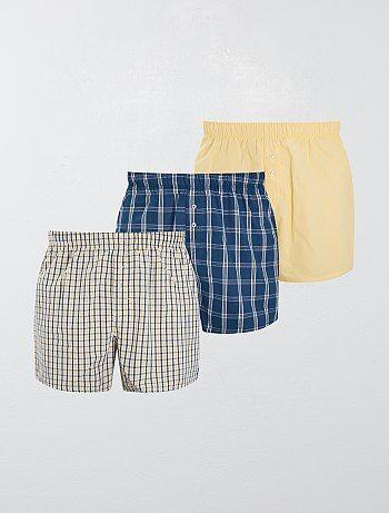 5234b296b Calzoncillos hombre  packs ropa interior Hombre