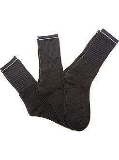 Calcetines - Pack de 3 pares de calcetines de deporte