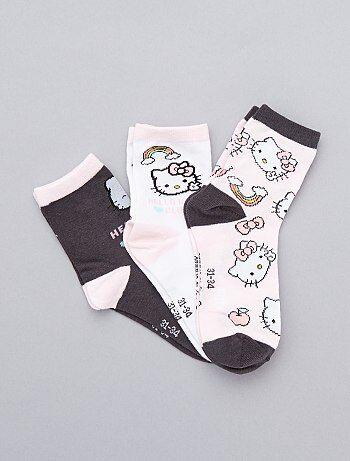 fina artesanía gran selección comprar más nuevo calcetines Chica | Kiabi