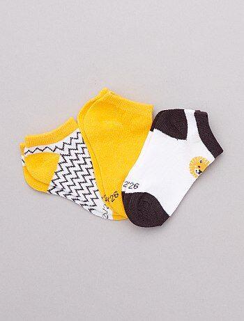 1750fbec0 Rebajas calcetines bebé bebé niño baratos - moda Bebé niño | Kiabi